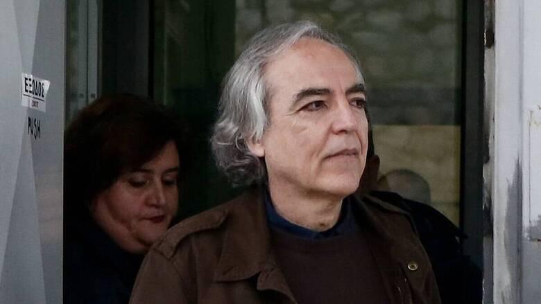 Δημήτρης Κουφοντίνας: Επέστρεψε στις φυλακές Δομοκού