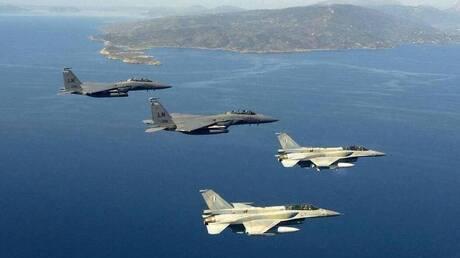 Νέο μπαράζ παραβιάσεων από τους Τούρκους - Αναχαιτίστηκαν από ελληνικά μαχητικά