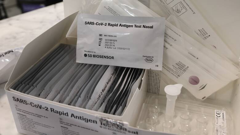 Self test: Οδηγίες του υπουργείου Παιδείας για την προμήθεια των τεστ από τα φαρμακεία