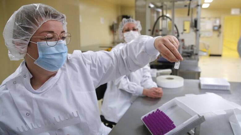 Pfizer: Ζητά από τις ΗΠΑ έγκριση του εμβολίου της για παιδιά 12-15 ετών