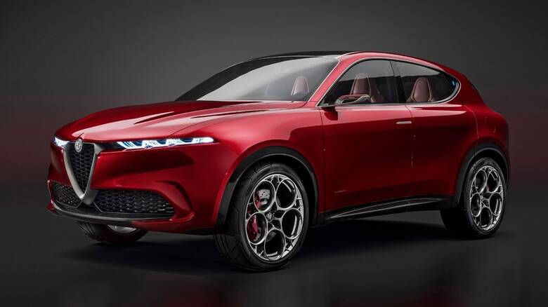 Αυτοκίνητο: Το μικρό SUV της Alfa Romeo, η Tonale, θα παρουσιαστεί επίσημα στις αρχές του 2022