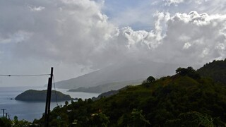 Καραϊβική: Δεύτερη έκρηξη του ηφαιστείου La Soufriere