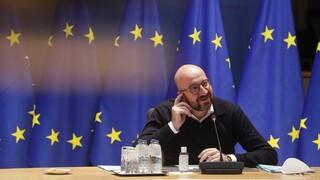 Σαρλ Μισέλ: Δύσκολο να προβλεφθεί ποια θα είναι η συμπεριφορά της Τουρκίας