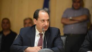 Σπίρτζης στο CNN Greece: Το δόγμα «νόμου και τάξης» γκρεμίστηκε από τους πυροβολισμούς