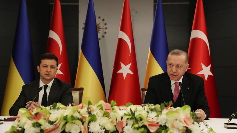 Ερντογάν: Ανησυχητικές οι εξελίξεις στο Ντονμπάς, να συνεχιστεί η κατάπαυση πυρός