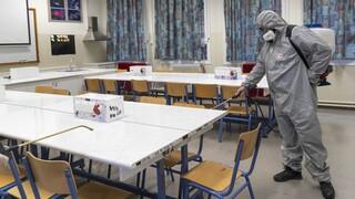 Άνοιγμα σχολείων: Θερμικές κάμερες και απολυμαντικά στις αίθουσες - Έτοιμοι οι δήμοι