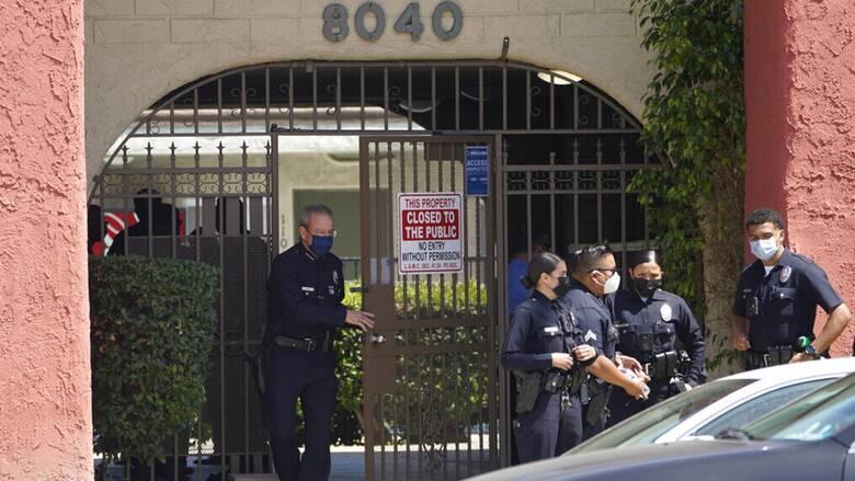 Φρίκη στο Λος Άντζελες: Τρία παιδιά βρέθηκαν θανάσιμα μαχαιρωμένα - Συνελήφθη η μητέρα