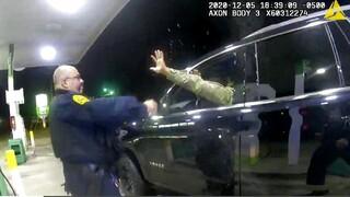 ΗΠΑ: Υπολοχαγός μήνυσε αστυνομικούς για βίαιη επίθεση εναντίον του στη διάρκεια τροχαίου ελέγχου