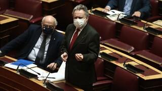 Κατρούγκαλος: Η κυβέρνηση δεν έχει σχέδιο στην εξωτερική πολιτική