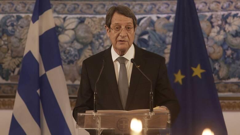 Κύπρος: Συνάντηση Αναστασιάδη - Λουτ στη Λευκωσία ενόψει Άτυπης Πενταμερούς