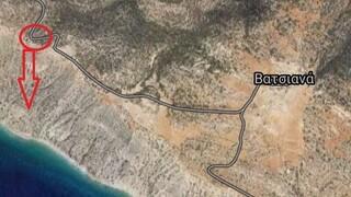 Τραγωδία στη Γαύδο: Νεκρή νεαρή γυναίκα από πτώση αυτοκινήτου σε γκρεμό