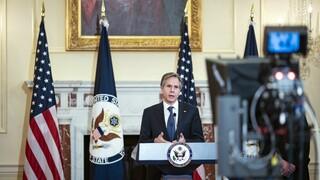 ΗΠΑ: Ανησυχία για τις «κλιμακούμενα προκλητικές ενέργειες» της Κίνας κατά της Ταϊβάν