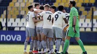 Σπουδαία εμφάνιση και νίκη για την ΑΕΚ με 1-3 επί του Άρη στο «Κλ. Βικελίδης»