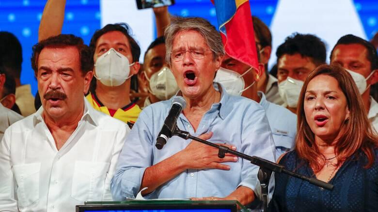 Ισημερινός: Νέος πρόεδρος ο πρώην τραπεζίτης Γκιγιέρμο Λάσο