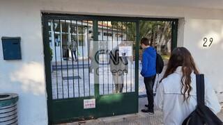 Καρέ - καρέ το άνοιγμα των Λυκείων: Διευθυντής σχολείου περιγράφει τη διαδικασία