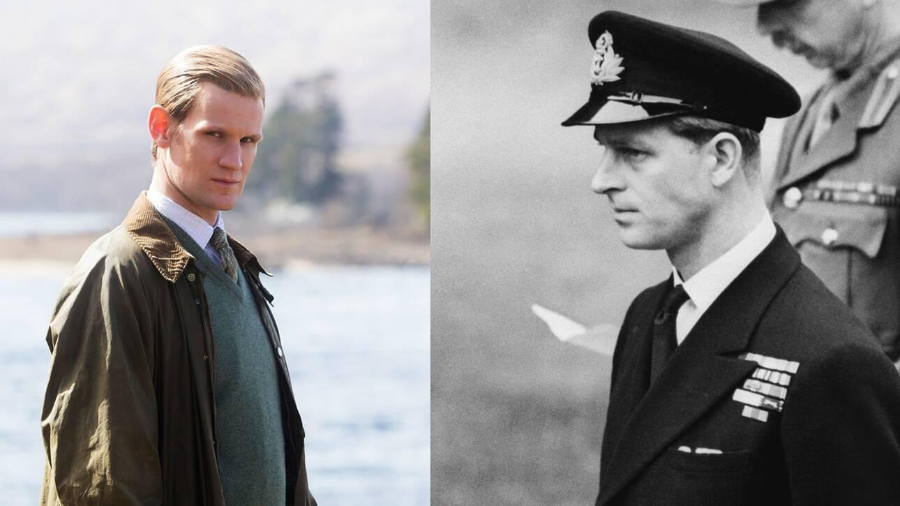 Πρίγκιπας Φίλιππος: Πώς τον αποχαιρέτησε ο Ματ Σμιθ που τον ενσάρκωσε στο «The Crown»