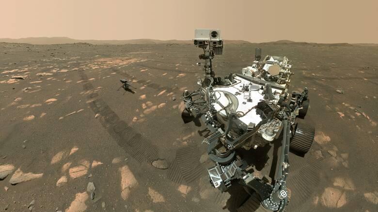 Αποστολή στον Άρη: Αναβλήθηκε -για λίγο- η προγραμματισμένη πρώτη πτήση ελικοπτέρου