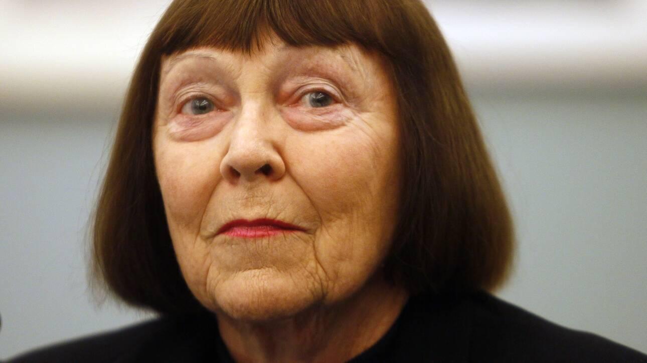 Πέθανε η Άλις Σπρινγκς - Φωτογράφος και πρώην σύζυγος του Χέλμουτ Νιούτον