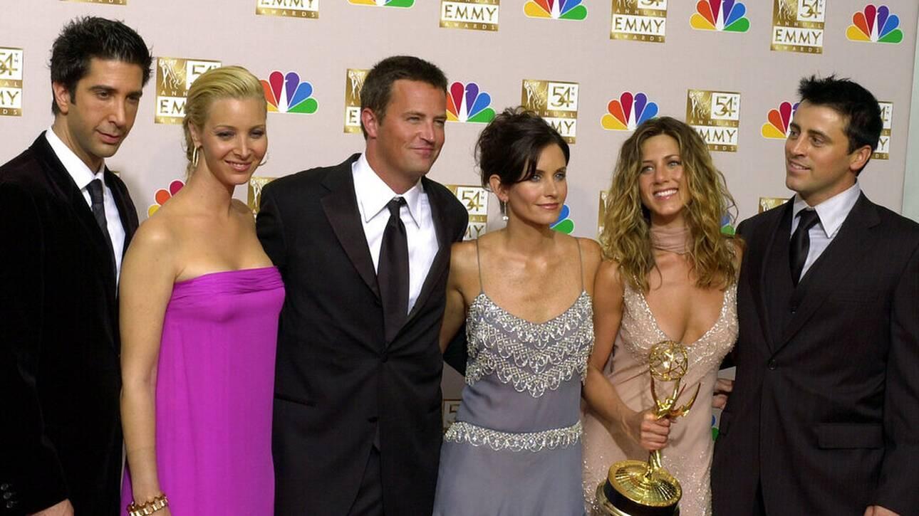 Friends Reunion: Ολοκληρώθηκαν τα γυρίσματα - Φωτογραφίες από τα παρασκήνια
