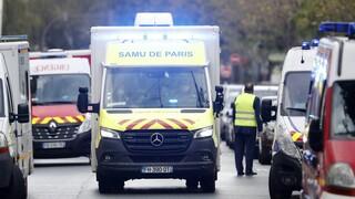Συναγερμός στο Παρίσι: Πυροβολισμοί έξω από νοσοκομείο - Ένας νεκρός και μία τραυματίας