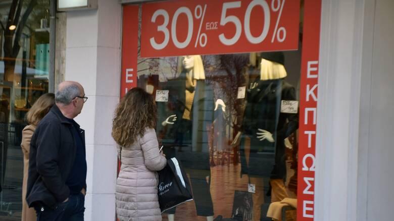 Θεσσαλονίκη: Μουδιασμένο το «άνοιγμα» της αγοράς, υποτονική καταναλωτική κίνηση