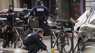 Παρίσι: Ανθρωποκυνηγητό της αστυνομίας για τον δράστη που άνοιξε πυρ έξω από νοσοκομείο