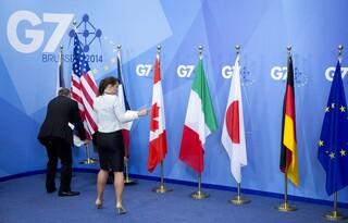G7: Καταδίκη της Ρωσίας για την συσσώρευση στρατευμάτων κοντά στην Ουκρανία