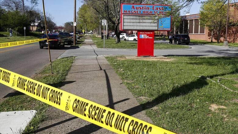 ΗΠΑ - Τενεσί: Πυροβολισμοί σε σχολείο με έναν νεκρό και έναν τραυματία