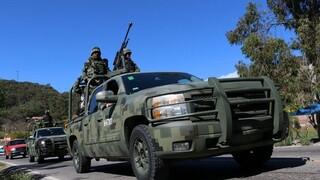 Εξαφανίσεις στο Μεξικό: Συνελήφθησαν 30 στρατιωτικοί του Πολεμικού Ναυτικού