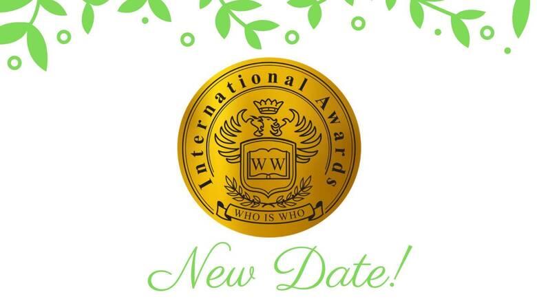 Διεθνείς προσωπικότητες στα Who is Who International Awards 2021