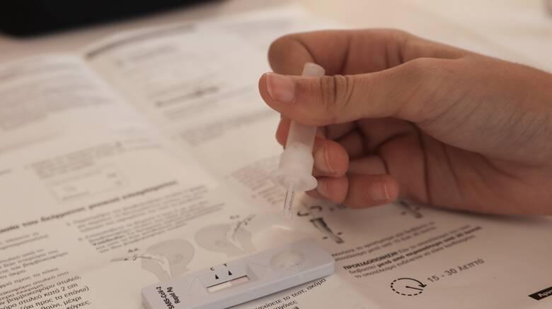 Σενάριο για υποχρεωτικά self test σε ορισμένες κατηγορίες εργαζομένων