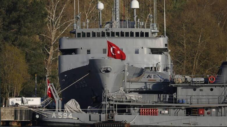 Τουρκία: Ελεύθεροι οι ναύαρχοι που επέκριναν τον Ερντογάν για τη Διώρυγα της Κωνσταντινούπολης
