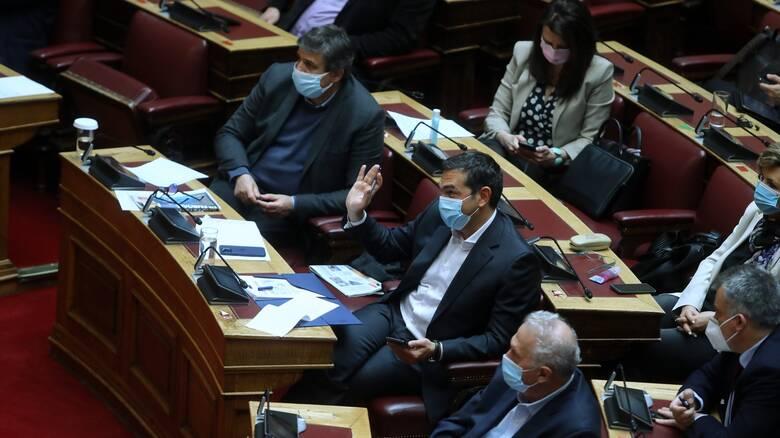 ΣΥΡΙΖΑ: Αποχή από τις ονομαστικές ψηφοφορίες στη Βουλή
