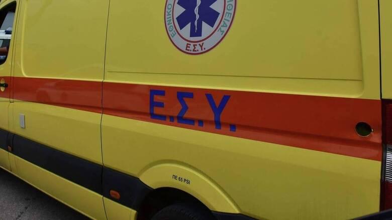 Θεσσαλονίκη: Στο νοσοκομείο αγοράκι 1,5 ετών που έπεσε από μπαλκόνι