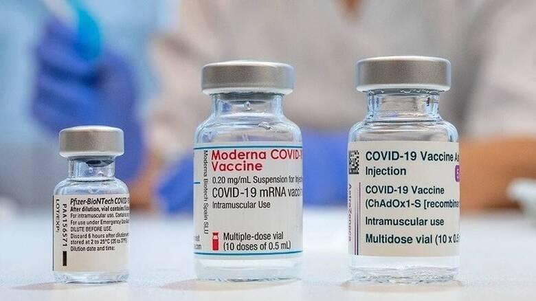 Νέα κλινική δοκιμή στις ΗΠΑ: Αποτελεσματικό κατά 90% έναντι της Covid το εμβόλιο της Moderna