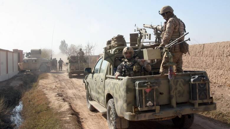 Και η Βρετανία θα αποσύρει το σχεδόν σύνολο των δυνάμεών της στο Αφγανιστάν