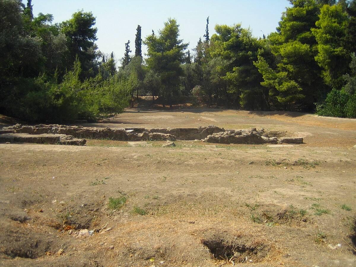 Academy Archaeological Site 1