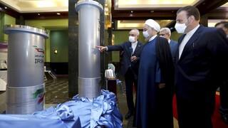 Ιράν: Ισχυρή προειδοποίηση απο τις ευρωπαϊκές δυνάμεις για τον εμπλουτισμό ουρανίου σε ποσοστό 60%