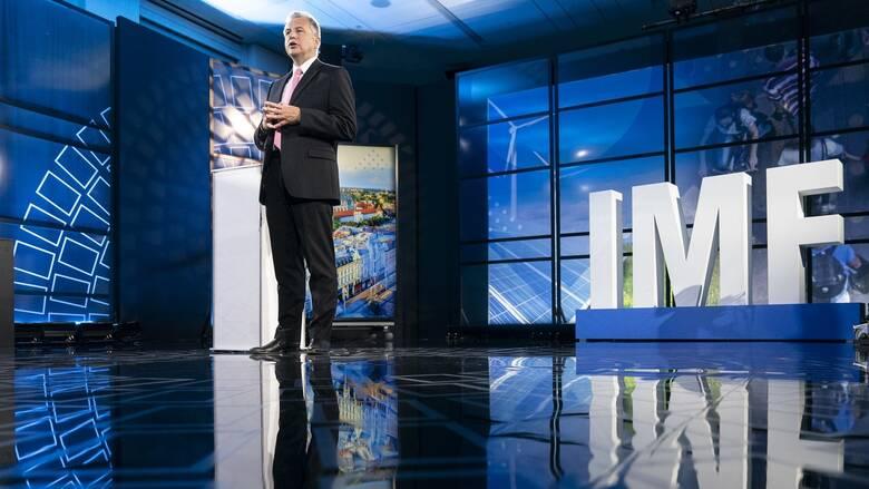 Καθησυχαστικός για το ελληνικό χρέος ο Διευθυντής του Ευρωπαϊκού Τομέα του ΔΝΤ