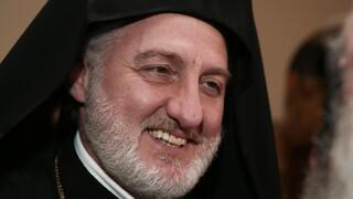 Μπάιντεν στον Αρχιεπίσκοπο Ελπιδοφόρο: Ευγνώμων για την ηγεσία σας σε αυτές τις πρωτοφανείς στιγμές