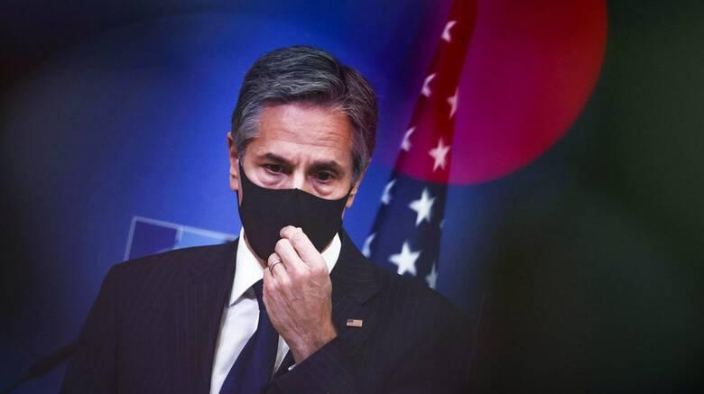 Μπλίνκεν από την έδρα του ΝΑΤΟ: Προκαλεί το Ιράν με τον εμπλουτισμό ουρανίου