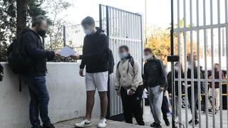 Θεσσαλονίκη: Μήνυσε διευθυντή σχολείου επειδή απαγόρευσε την είσοδο στο γιο της χωρίς self test