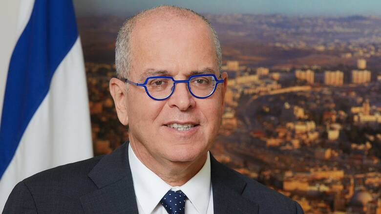 Ισραηλινός πρέσβης: Σημαντικός παίκτης η Ελλάδα στη Μεσόγειο