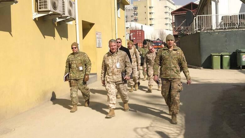 Αφγανιστάν: Συμφωνούν ΝΑΤΟ-ΗΠΑ στην αποχώρηση στρατευμάτων - «Μέσα μαζί, έξω μαζί»