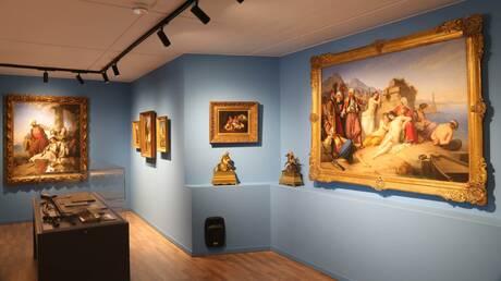 Μουσείο Φιλελληνισμού: Εγκαινιάστηκε η έκθεση για τους Αμερικανούς Φιλέλληνες
