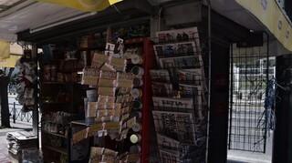 Κρήτη: Μαραθώνια διάρρηξη σε περίπτερο - Σάρωσαν τα πάντα μέσα σε τέσσερις ώρες