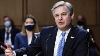 Επικεφαλής FBI: Μεγάλη απειλή για τις ΗΠΑ η Κίνα - Ανοίγουμε μια νέα έρευνα «κάθε 10 ώρες»