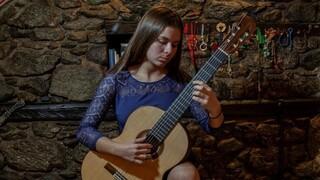 Φλώρινα: «Mαγεύει» με τη κιθάρα της και κερδίζει διακρίσεις 17χρονη από τις Πρέσπες