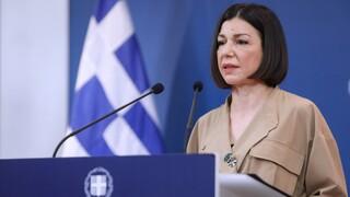 #Πελωνη_σβηνε: Η απάντηση της κυβερνητικής εκπροσώπου για τα παλιά tweets κατά κυβερνητικών στελεχών