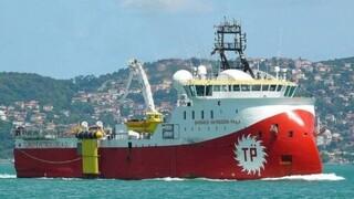 Ταξίδι – μήνυμα του Μπαρμπαρός; Ανοιχτά της Μυτιλήνης το ερευνητικό σκάφος